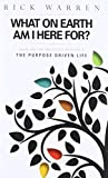 img - for What on Earth Am I Here For? Purpose Driven Life(Booklet) book / textbook / text book