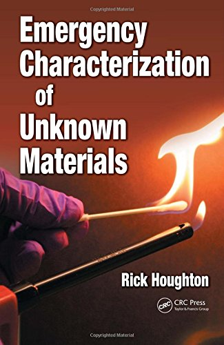 Emergency Characterization of Unknown Materials by Brand: CRC Press