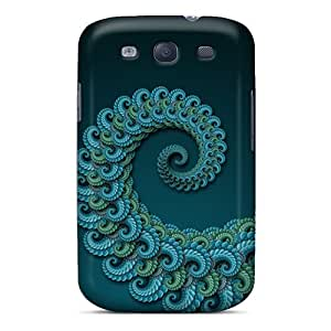 PWqorEi14814rXBOT Anti-scratch Case Cover SandraTrinidad Protective Beatiful Abstract Case For Galaxy S3