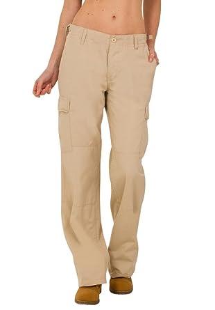 Nouveaux produits 18053 199a0 Miltec Pantalon Cargo Utilitaire pour Femme Coupe Large et ...