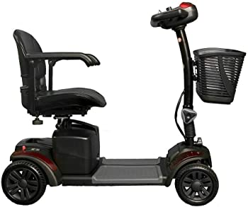 Drive Medical Spitfire Pro SE 4W Mobility Scooter