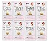 Spa Life Restoring Miraculous Moisturizing Hand Gloves ( Cocoa Butter + Vitamin E 7 Pack)