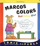 Marcus Colors, Tomie dePaola, 0399240101