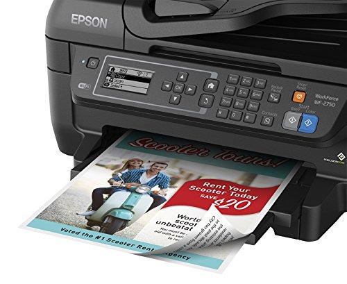 Epson WF-2750 Color Dash