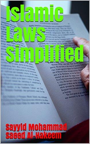 R.E.A.D Islamic Laws Simplified<br />KINDLE
