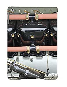 Inthebeauty High Grade Flexible Tpu Case For Ipad Air - 1912 Mitchell Model56 Baby Six Roadster Retro ( Best Gift Choice For Thanksgiving Day)