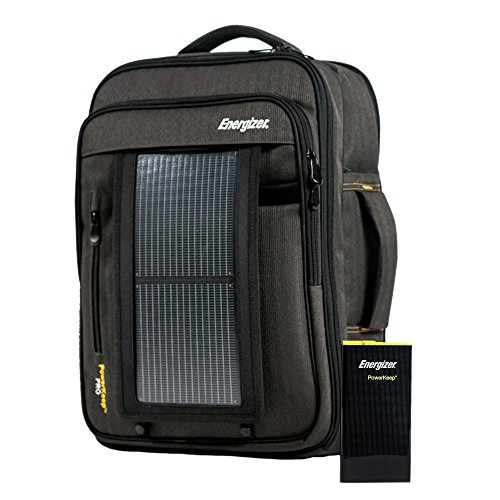Backpack With Solar Panel - 6