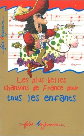 Les Plus Belles Chansons de France Pour Tous les Enfants with Cassette(s) by Roland Sabatier (2002-01-06)