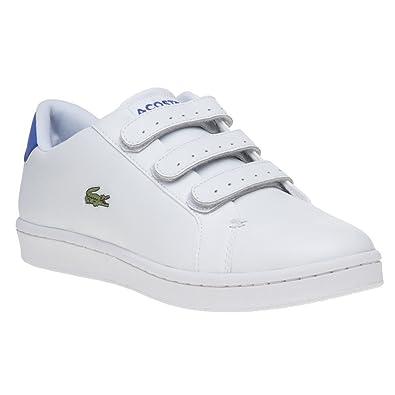 b336886552 Lacoste Camden Homme Baskets Mode Blanc: Amazon.fr: Chaussures et Sacs