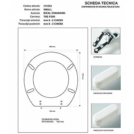 Asse Water Ideal Standard.Ideal Standard Small Yellow Toilet Soft Close Manchu Zip Slowed