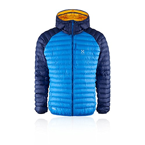 Blu Giacca Aw18 Mimic Essens Hooded Haglofs Outdoor aHqYInw