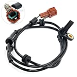 YaeTek New Rear Left ABS Wheel Speed Sensor For Nissan Titan 2004 - 2012 Oem Fit 479017S200 ALS639 5S11250 SU12703