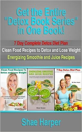 Ebook für Handy kostenlos herunterladen Detox Book Series (3 books