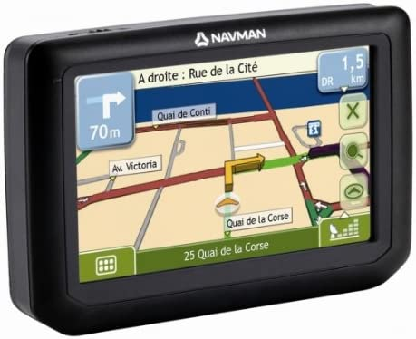 Navman F25 Satellite Navigation System Navigation
