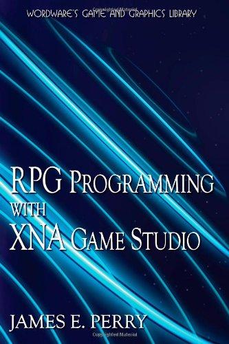 RPG Programming With XNA Game Studio 3.0 by Brand: Jones n Bartlett Learning