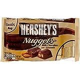 Hershey's Nuggets Milk Chocolate W/Almonds - 12 oz