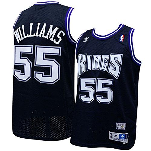 Sacramento Kings Jason Williams Soul Adidas Swingman Jersey – DiZiSports Store