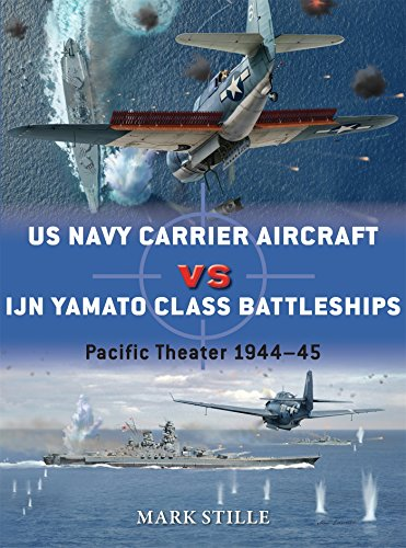 US Navy Carrier Aircraft vs IJN Yamato Class Battleships: Pacific Theater 1944-45 (Duel)