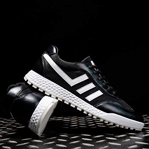 Shoes Men NANXIEHO Shoes Sneakers Breathable Trend Light Men's Shoes Leisure White Harajuku Small 5CxzTqCFw
