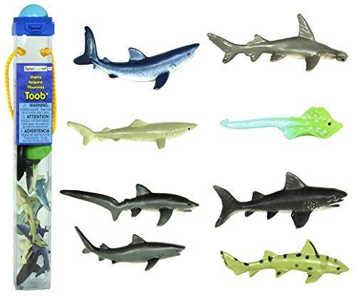 Sharks Safari Toob Ltd (Safari Ltd Sharks TOOB by Safari Ltd.)