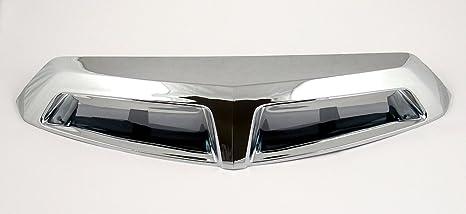 design moderno servizio eccellente disponibilità nel Regno Unito Terra Can cromo presa d' aria Visiera Inte rcooler ...