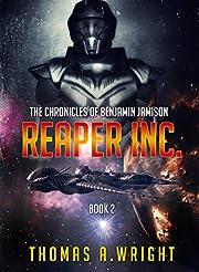 The Chronicles of Benjamin Jamison: Reaper Inc. (Book 2)