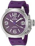 Tw Steel TW515 Reloj para Adultos, Unisex, Redondo, color Morado