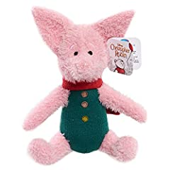 Bring home the magic of the hundred Acre wood with the Disney Christopher Robin: the movie small plush friends. These soft and cuddly plush pals feature some of the favorite iconic characters from the film including: Winnie the Pooh, Piglet, ...