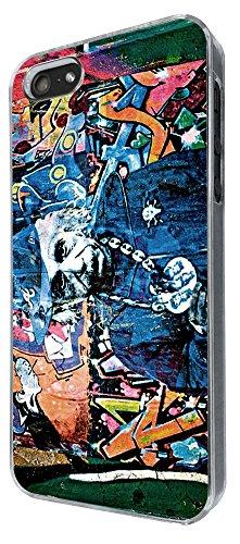 696 - Street Art Albert einstein Design iphone 4 4S Coque Fashion Trend Case Coque Protection Cover plastique et métal