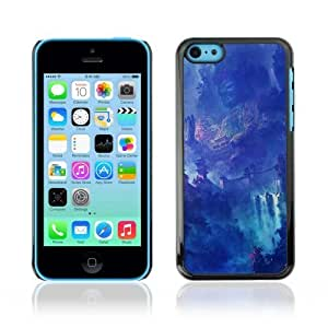 MMZ DIY PHONE CASEYOYOSHOP [Fantasy Asian Waterfall Temple] Apple iphone 6 4.7 inch Case