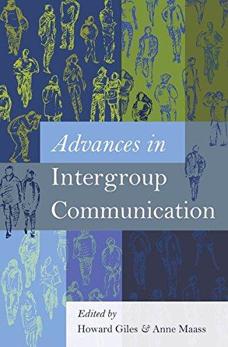 Advances in Intergroup Communication (Language as Social Action)