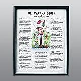 Devine Medical Dr Pharma Seuss Print