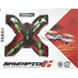 Modelart Hobby Series Skyraptor Quadcopter 4 Channel 4 Rotor R/c Helicopter (Colour May Vary)