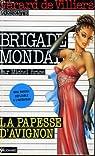 Brigade mondaine, tome 117 : La papesse d'Avignon par Brice