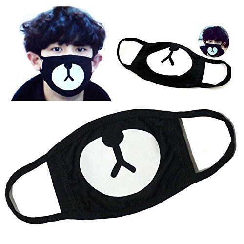 41c7d2ffc3c7 MEZETIHE 2018 Fashion Ayo and Teo Face Mask Panda Bape Mask Bear Mouth Mask  - Buy Online in UAE.