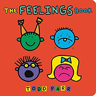 Book Cover: The Feelings Book