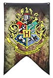 Product picture for Harry Potter Hogwarts Wall Banner by Running Press