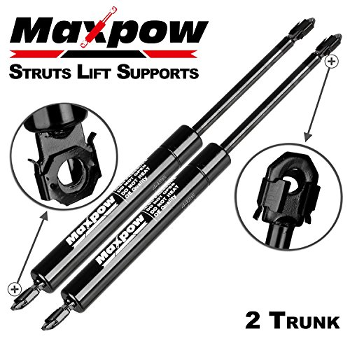 Maxpow 4426 Compatible With Cadillac Seville 1980 81 82 83 84 1985 Rear Trunk Lift Supports Struts, Pack of 2