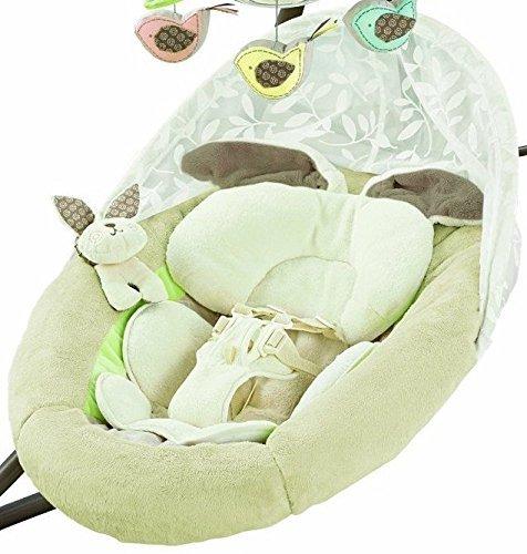 Fisher Price Little Snugabunny Cradle Swing