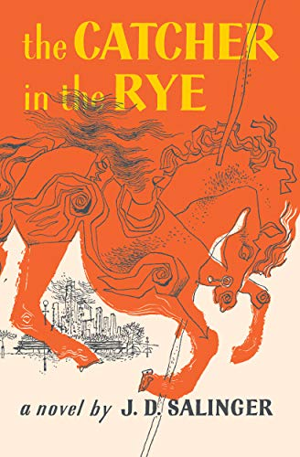 The Catcher in the Rye by [Salinger, J.D.]