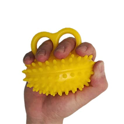 Pelota de ejercicio manual, fortalecedor de mano, bola de masaje ...