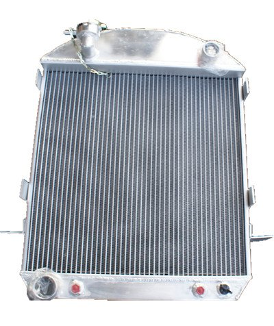 Aluminum Radiator 3 ROW Ford Model T Bucket Ford Engine Fits Year 1924-1927 (Radiator T Bucket)