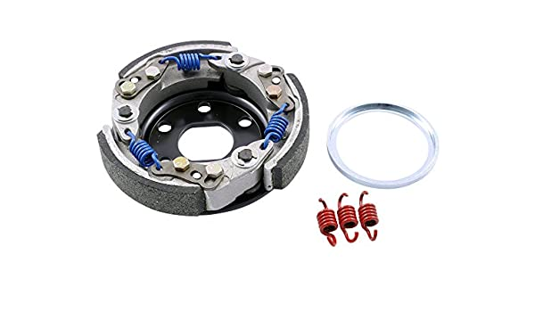 Racing 107 Mm Embrague Para Derbi Atlantis 50 cc, Boulevard, GP1, Racing, Evolution, Variant Sport: Amazon.es: Coche y moto