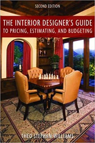 The Interior Designers Guide To Pricing Estimating And Budgeting Second Edition