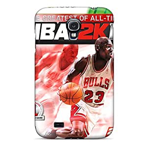[Bbe20KMEd]premium Phone Case For Galaxy S4/ Nba 2k11 Tpu Case Cover