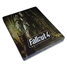 Fallout 4 Collectable SteelBook Metal Game Case [NO GAME]