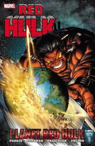 Red Hulk ペーパーバック – 2011/10/19