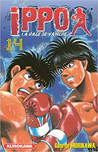 Ippo - Saison 1 - La rage de vaincre Vol.14