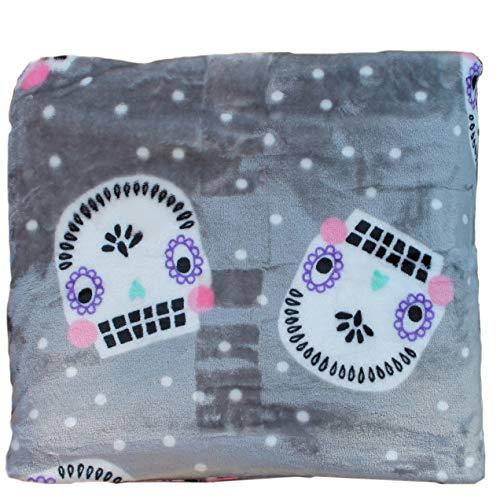 HD Designs Halloween Plush Throw Blanket, 50