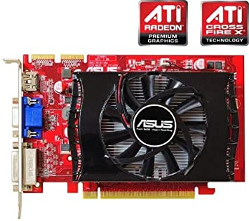 Amazon.com: ASUS EAH4670/DI/512 M/A Radeon HD 4670 512 MB ...